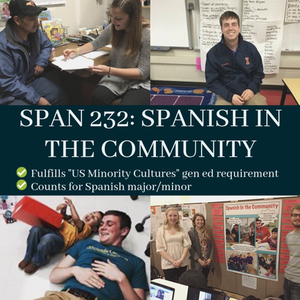 Multiple images spanish speakers